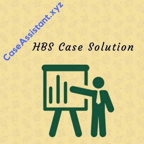 HBS Case Solution
